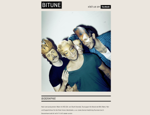 bitune - Screenshot