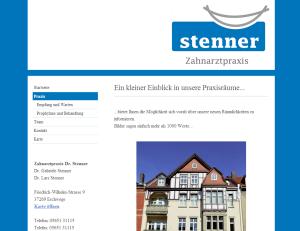 Dr Stenner - Screenshot