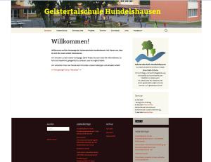 Gelstertalschule Hundelshausen