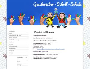 Geschwister-Scholl-Schule in Eschwege- Screenshot