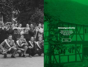 Heimatgeschichte Hebenshausen - Screenshot