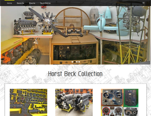 Horst Beck Collection - Screenshot