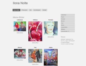 Ilona Nolte - Screenshot