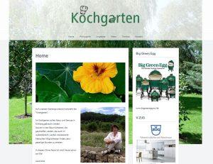 Kochgarten Bommhardt - Screenshot