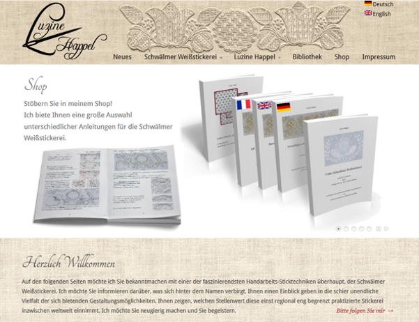 Referenz Luzine Happel - Screenshot 3