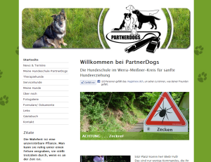 PartnerDogs - Screenshot