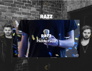 RAZZ - Screenshot