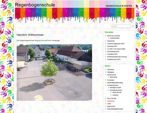 Regenbogenschule Sontra - Screenshot