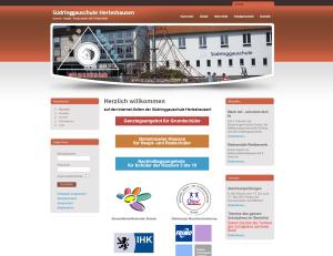 Südringgauschule - Screenshot