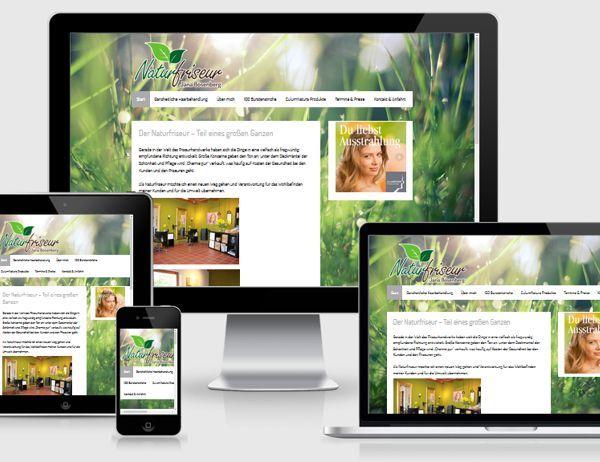 Referenz Naturfriseur Jana Bösenberg - Screenshot 3